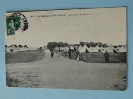 CERCOTTES (Loiret) -- Lot De 5 Cpa Dont 4 ANIMEES - BEL ENSEMBLE - Casernes
