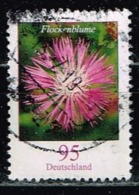 Bund 2019,Michel# 3470 O Blumen: Flockenblume - Gebraucht