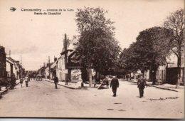 Commentry - Avenue De Vla Gare Route De Chamblet - Commentry