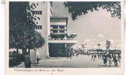 FRIEDRICHSHA AM BODENSEE AM HAFEN         AL356 - Friedrichshafen