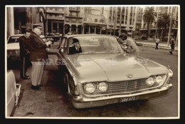 Ford Fairline 3 Nice Vintage Photographs With Brazil Authority Visit Foto Photo Car Automovil W5_758 - Cars