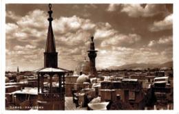 DAMAS ..... PANORAMA - Syria