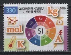 Korea South (2019) - Set -  /  Chemistry - Chimie - Quimica - Chimique - Química