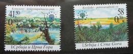Serbia & Montenegro European Nature Park 2005 (stamp) MNH - Serbien