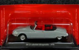 Citroën DS 21 Cabriolet Décapotable 1970 - 1/43 NEUF Sous Blister - Cars & 4-wheels