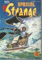 SPECIAL STRANGE  N° 21  -   LUG  1980 - Strange