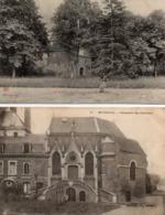 MOREUIL - Le Château La Tour Des Fêtes - Chapelle Du Château, Animée - Moreuil