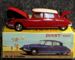 Citroën DS 19 Dinky Toys 530 - 1/43 NEUF Blister & Boite Carton - Cars & 4-wheels