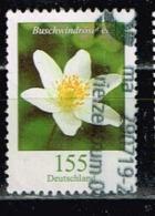 Bund 2019,Michel# 3472 O Blumen: Buschwindröschen - Gebraucht