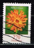 Bund 2019,Michel# 3472 O Blumen: Habichtskraut - Gebraucht