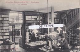 TOULOUSE - Librairie Édouard PRIVAT , Les Magasins ( Haute Garonne ) Cachet - Toulouse