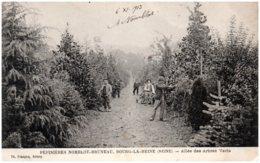 92 Pépinières Nomblot-Brunean, BOURG-la-REINE -Allée Des Arbres Verts - Bourg La Reine