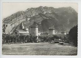 Sisteron : Les Tours Et La Citadelle (n°4628) - Sisteron