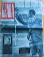 FUTBOL - GRADA BARCELONA  N° 2 Septiembre 1961 - RAMALLETS - Revues & Journaux