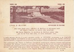 9579-ESPERANTO-L'UNIONE E' FORZA-PRESIDIO DI PACE MONDIALE-1953-FG - Publicité