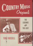 """C 5) Livre, Revues >  Jazz, Rock, Country >  """"Country Music Originals"""" Tony Russell  (+- 260 Pages) - 1950-Heute"""