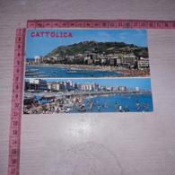 C-76567 CATTOLICA PANORAMA VARIE VEDUTE - Italie