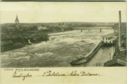 SWEDEN - AVESTA - BRON OCH EORSEN  - 1900s (BG4731) - Sweden