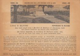 9580-ESPERANTO-L'UNIONE E' FORZA A PRESIDIO DI PACE MONDIALE-1953-FG - Werbepostkarten