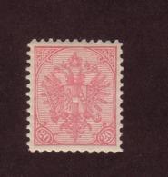 BOSNIE-HERZEGOVINE 1900/01  YVERT N°16 NEUF MH* - Briefmarken