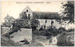 02 Environs De La Ferté-Milon - ANCIENVILLE - L'église - Other Municipalities