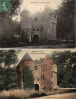 MOREUIL - Le Château - La Tour De Créqui - Moreuil