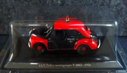 Renault 4 CV Police Monte-Carlo MONACO R 1062 1956 - 1/43 - NEUF Sous Blister - Cars & 4-wheels