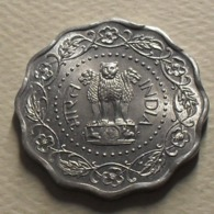 1973 - Inde République - India Republic - 10 PAISE, Calcutta, KM 27.1 - Indien
