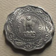1973 - Inde République - India Republic - 10 PAISE, Calcutta, KM 27.1 - Inde