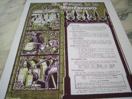 ANCIENNE PUBLICITE LE SECRET LIQUEUR GRANDE CHARTREUSE  1937 - Alcohols