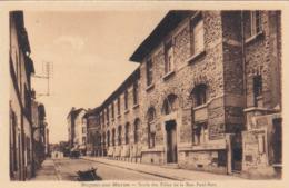 NOGENT Sur MARNE : La Nouvelle Ecole De Filles Rue Paul-Bert Vers 1938 - Nogent Sur Marne