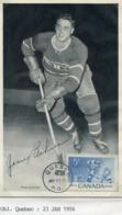 48195 Canada  , Maximum 1956,  Eishockey, Hockey On Ice,  Hockey Sur Glace - Hockey (Ijs)