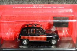 Renault 4L Parisienne Toit Ouvrant - 1/43 - NEUF Sous Blister - Cars & 4-wheels
