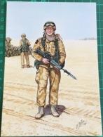 Guardsman ~ Coldstream Gaurds, Iraq, 1991 - Regiments