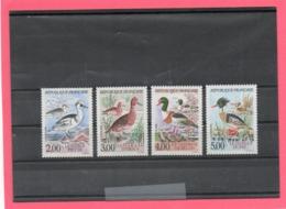 4 Valeurs ** ( Série Nature De France ) - Postzegels