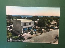 Cartolina Lido Del Savia - Ravenna - Posto Di Ristoro - 1958 - Ravenna