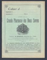 Lot De 11 Cahiers D'ecolier Offert Par La Grande Pharmacie Des Deux Sevres - Non Classés