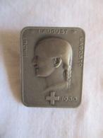 Suisse: Badge 1er Août 1930 - Pin's