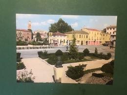 Cartolina Adria - Piazza Bocchi - 1949 - Rovigo