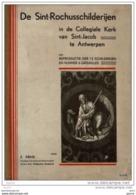 De Sint-Rochusschilderijen In De Collegiale Kerk Van Sint-Jacob Te Antwerpen - F. Prims - Historia