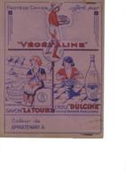 Protège Cahier Végétaline - Savon La Tour - Huile Dulcine - Alimentaire