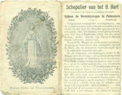 Gebed Tot O.L.V. Van Pellevoisin : 1902 - Religion & Esotérisme