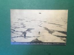 Cartolina La Spedizione Nobile - 12 - La Nave Ohby Bloccata Dai Ghiacci - 1945 - Altri
