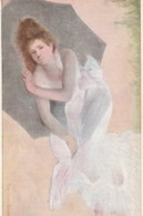 Cartolina - Postcard /non Viaggiata / Unsent -  /  Donnina - - Donne