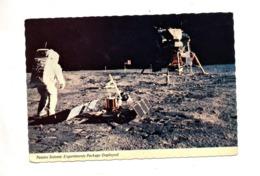 Carte Apollo 11 Homme Sur Lune - Geschichte