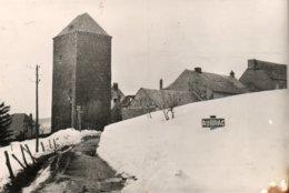 Aubrac -   Sous  La  Neige  Avril  1951. - Aumont Aubrac