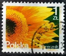 2001 Blumen Stonecznik Gestempelt - Used Stamps
