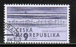 CEPT 2001 CZ MI 289 USED CZECH REPUBLIC - 2001