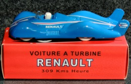 Renault Etoile Filante à Turbine ELIGOR 1/43 NEUF Boîte Carton - Carros