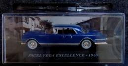 FACEL VEGA Excellence 1960 - NEUF Sous Blister & Boîte Plastique - Cars & 4-wheels